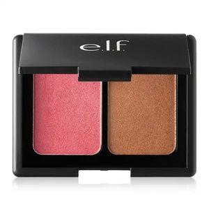 ELF Cosmetics Aqua-Infused Blush Bronzer Duo